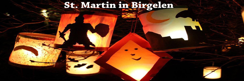 <p>Bitte beachten Sie den geänderten St. Martinablauf 2020 in Birgelen</p>